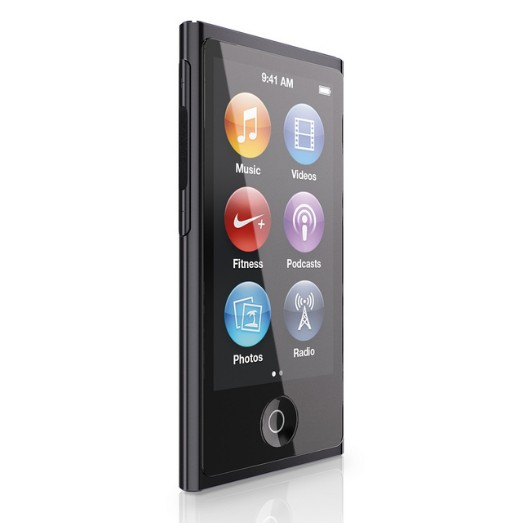 Apple iPod Nano 16GB | Black - 7th gener�cia