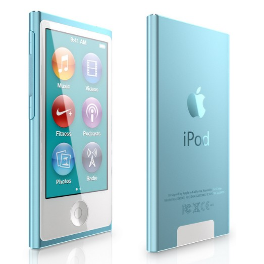 Apple iPod Nano 16GB | Blue - 7th gener�cia