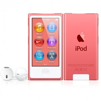 Apple iPod Nano 16GB | Pink - 7th gener�cia