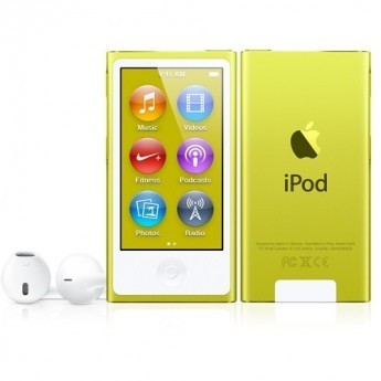 Apple iPod Nano 16GB | Yellow - 7th gener�cia