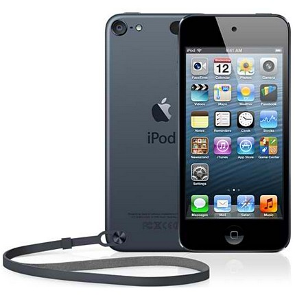 Apple iPod Touch 32GB | Black - 5th gener�cia
