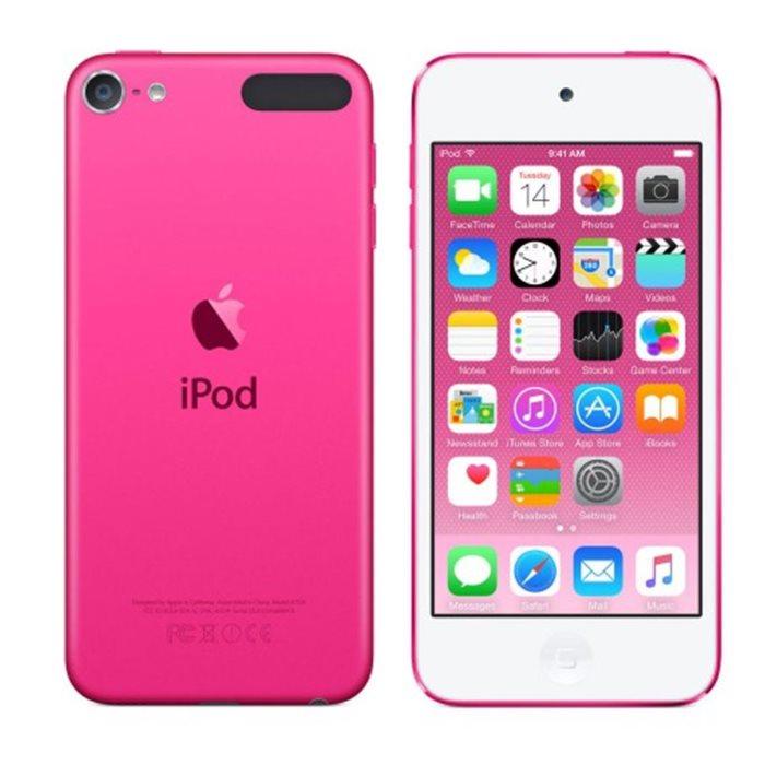 Apple iPod Touch 32GB, najnovšia 6. generácia, Pink