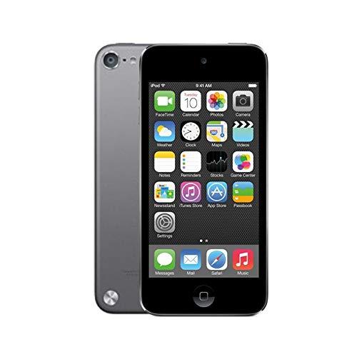 Multimediálny prehrávač Apple iPod Touch 5th, 32GB  Space Grey, Trieda B - Použité, záruka 12 mesiacov