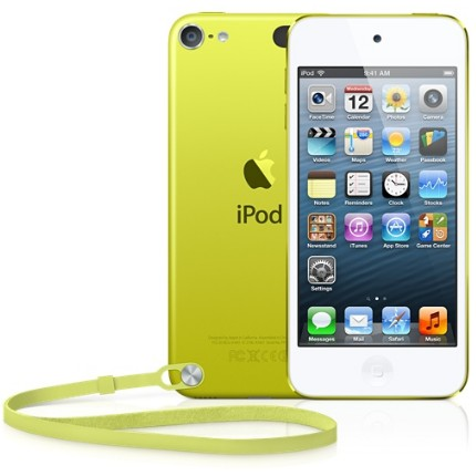 Apple iPod Touch 64GB | Yellow - 5th gener�cia