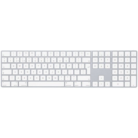 Apple Magic Keyboard s numerickou klávesnicou SK
