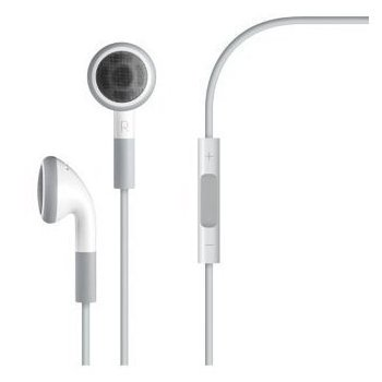 Apple MB770G - káblový Headset s ovládaním pre Apple iPhone a iPad