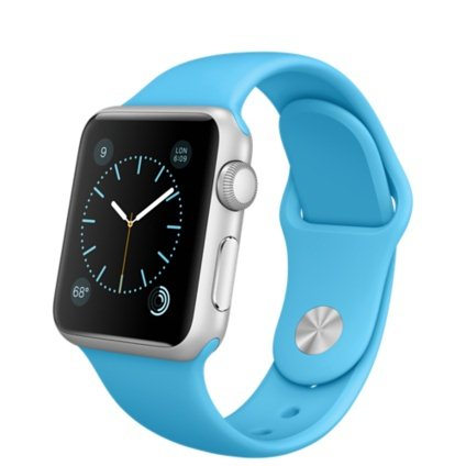 Apple Watch SPORT, 38mm, Blue + Doprava Zadarmo
