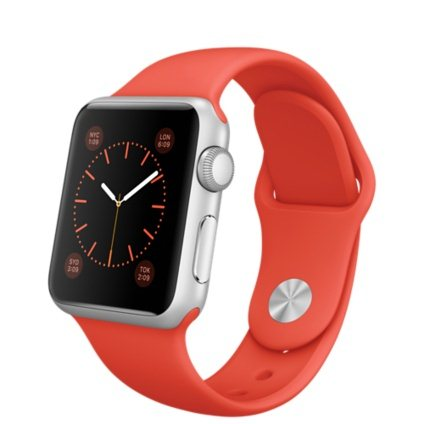 Apple Watch SPORT, 38mm, Orange + Doprava Zadarmo