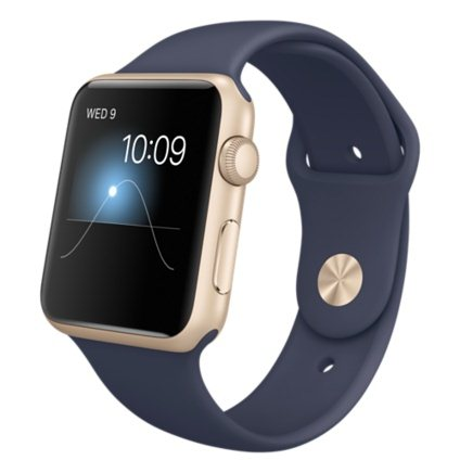 Apple Watch SPORT, 42mm, Midnight Blue + Doprava Zadarmo