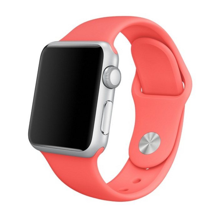 Apple Watch SPORT, 42mm, Pink + Doprava Zadarmo