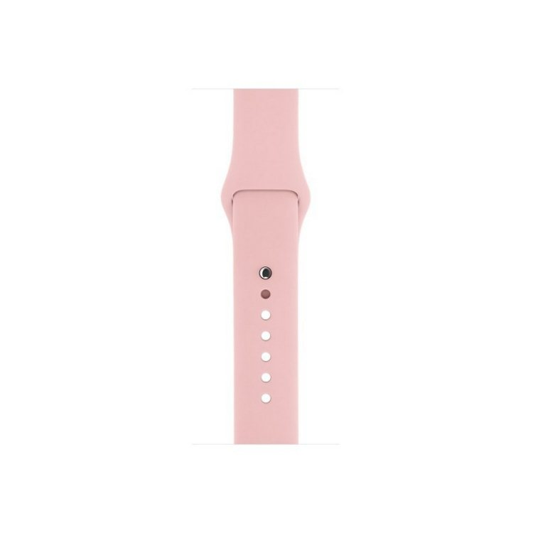 Apple Watch Sport Band 38mm pre Apple Watch, Vintage Rose (MLDG2ZM/A)