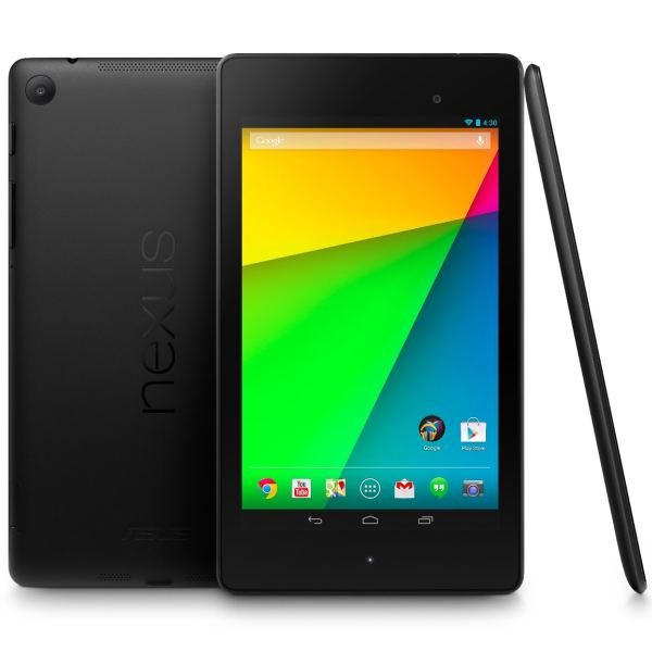 Asus Google Nexus 7 (2013), 32GB + LTE, Black