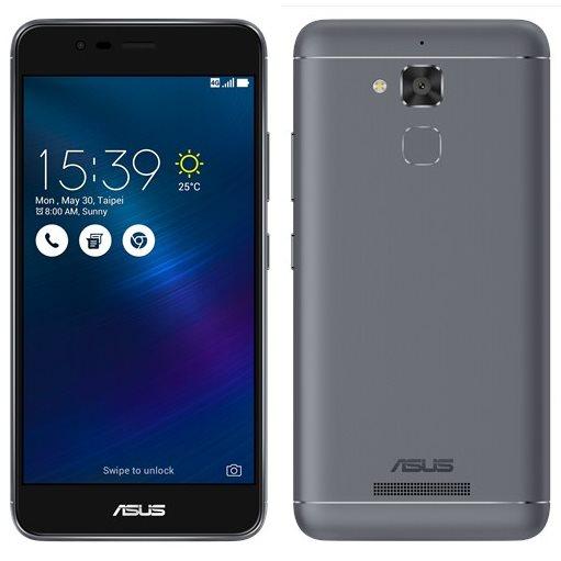 Asus ZenFone 3 Max - ZC520TL, Dual SIM, 2/32GB, Grey - SK distribúcia
