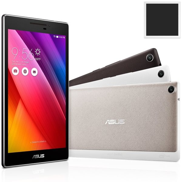 Asus ZenPad 7.0 - Z370C, 16GB, Black + Power Case