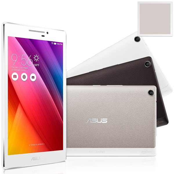 Asus ZenPad 7.0 - Z370C, 16GB, Metallic