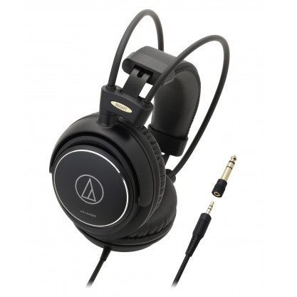 Audio-Technica ATH-AVC500, Black