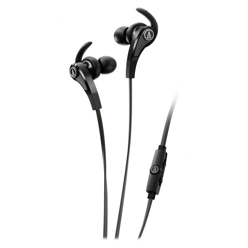 Audio-Technica ATH-CKX9iSBK SonicFuel, Black