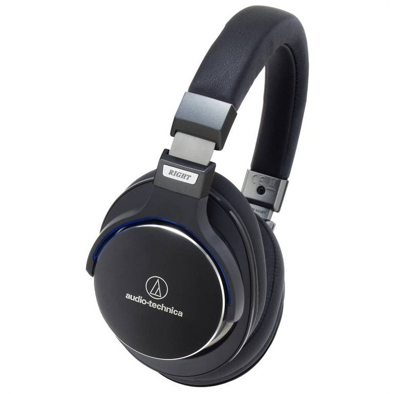 Audio-Technica ATH-MSR7, Black