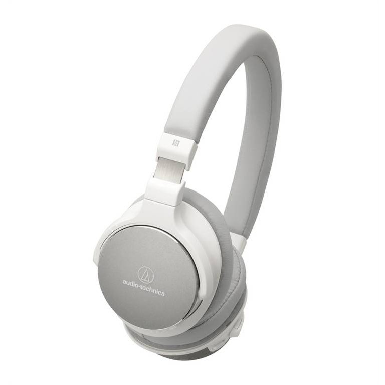 Audio-Technica ATH-SR5BT, White