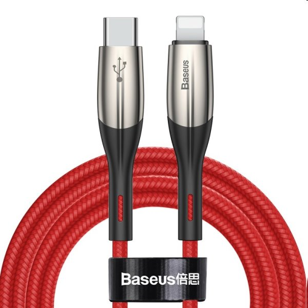 Baseus USB-C/Lightning, 18W, 2m