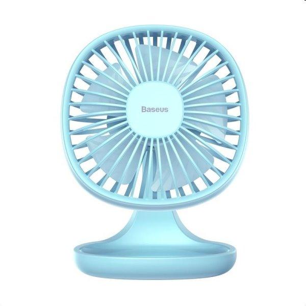 Baseus stolný mini ventilátor, modrý CXBD-15
