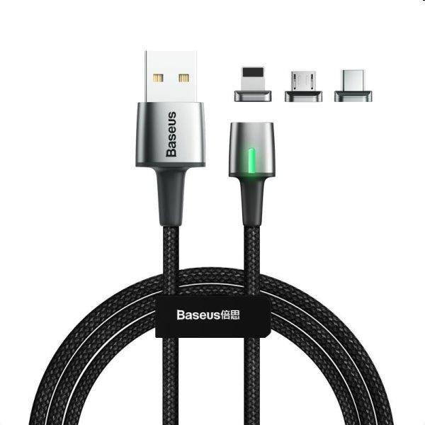 Baseus TZCAXC-B01 USB,USB A, 2m, černý