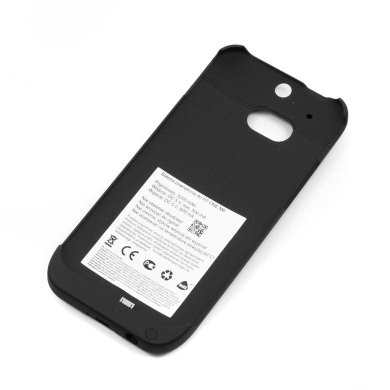 Bat�ria (3200 mAh) pre HTC ONE - M8, Black