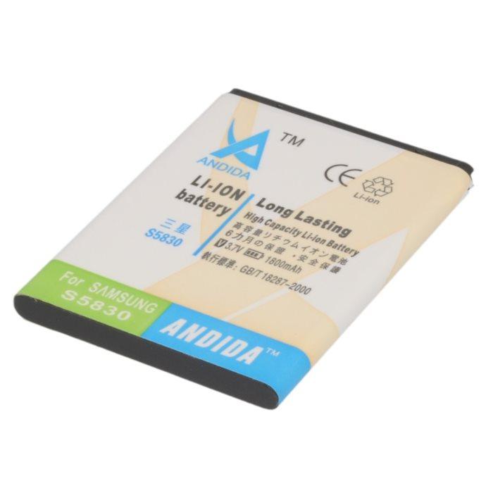 Batéria Andida pre Samsung Galaxy J1 - J100, (1850 mAh)