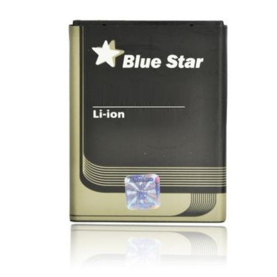 Batéria BlueStar Nokia 2720 fold, 6600 Fold a 6700 Slide (950 mAh)