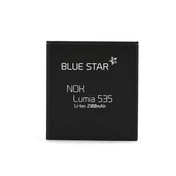 Batéria BlueStar pre Microsoft Lumia 535, (2100 mAh) 5901737296498