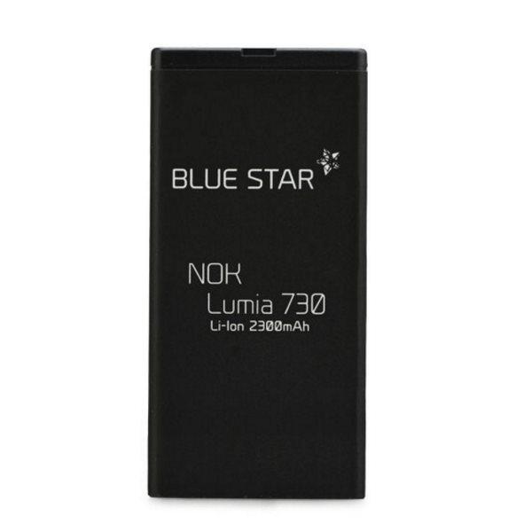 Batéria BlueStar pre Nokia Lumia 730, (2300 mAh) 5901737296504