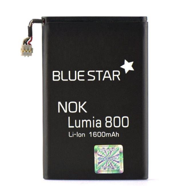 Batéria BlueStar pre Nokia Lumia 800 (1600 mAh)