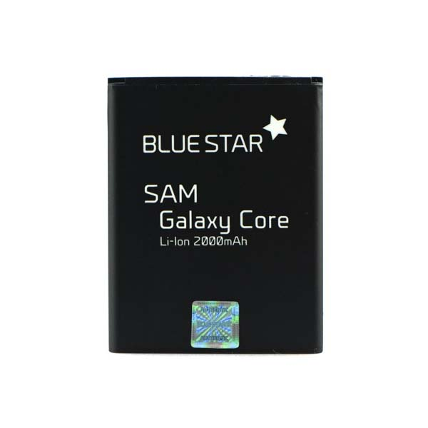 Batéria BlueStar pre Samsung Galaxy Core - i8260 a Galaxy Core Duos - i8262 (2000mAh) 5901737219091