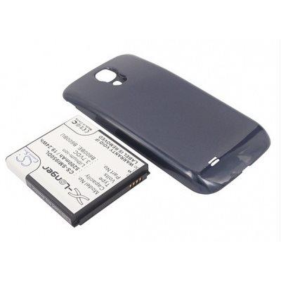 Batéria Cameron Sino pre Samsung Galaxy S4 - i9505, i9500 a i9506, (5200mAh) + náhrady kryt v čiernej farbe