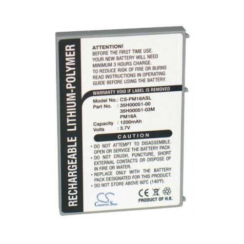 Batéria Sunny PCS-011 pre Nokia 7710, 770, 7700, 9500, E61, E62, N800, N92 (1300mAh) PCS-011