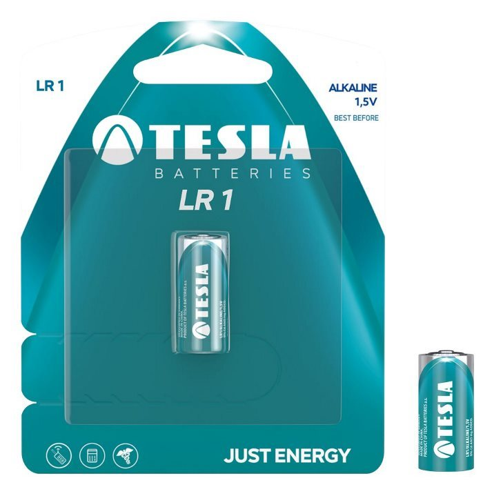 Batéria typ LR1, TESLA, 1kus