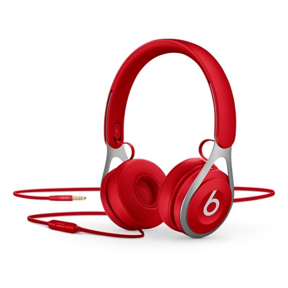Beats EP by DR.Dre - káblový Headset, Red (ML9C2ZM/A)