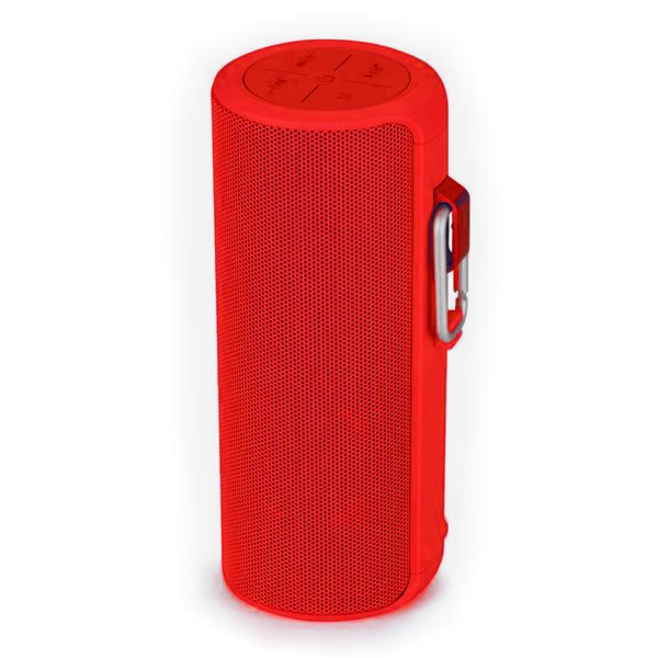 BestSound AJ-90 - Bluetooth Stereo reproduktor, Red