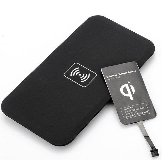 Bezdrôtové nabíjanie pre Huawei P8 a P8 Lite + bezdrôtová nabíjačka