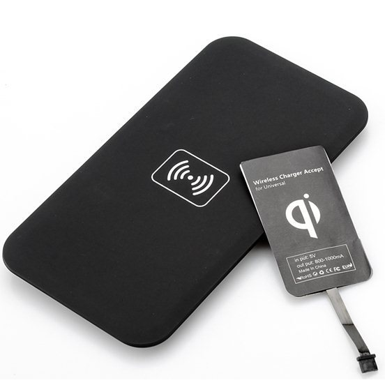 Bezdrôtové nabíjanie pre Samsung Galaxy Note 5 + bezdrôtová nabíjačka