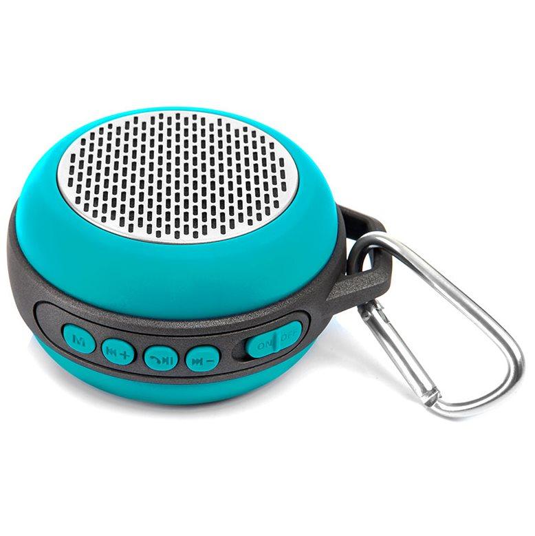 Bezdrôtový reproduktor LAMAX Beat SPHERE SP-1 + FM radio + slot na pamäťovú kartu