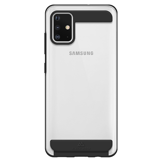 Puzdro Black Rock Air Robust pre Samsung Galaxy A51, Black
