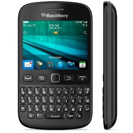 BlackBerry Samoa 9720 - Qwerty, Black - SK distrib�cia