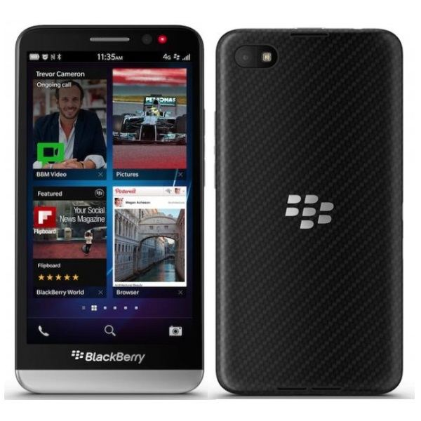 BlackBerry Z30, Black - SK distrib�cia