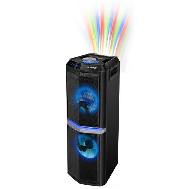 BlauPunkt PS10DB, Karaoke bluetooth reproduktor