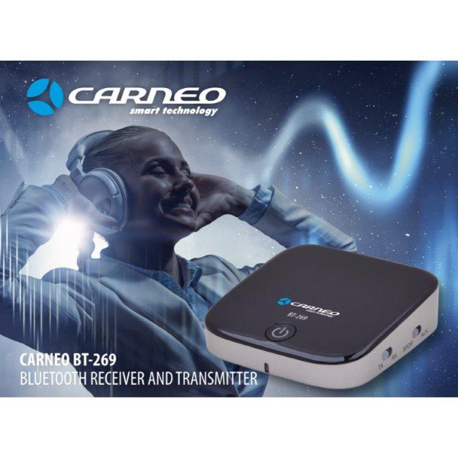 Bluetooth adaptér a transceiver Carneo