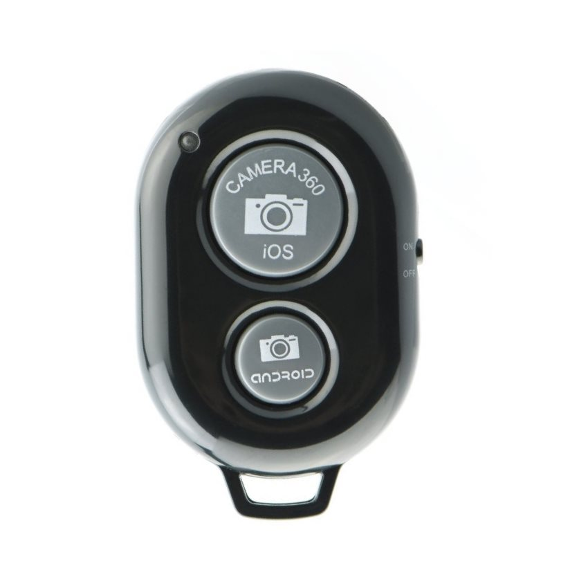 Iottie Migo Selfie Stick With Built In Bluetooth Remote: Selfie Tyče A Držiaky