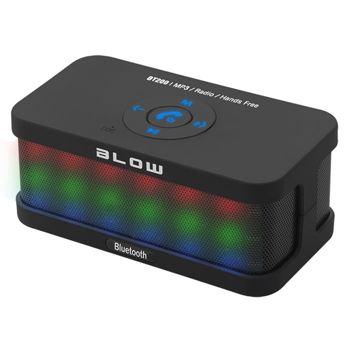 Bluetooth reproduktor Blow BT200, Black