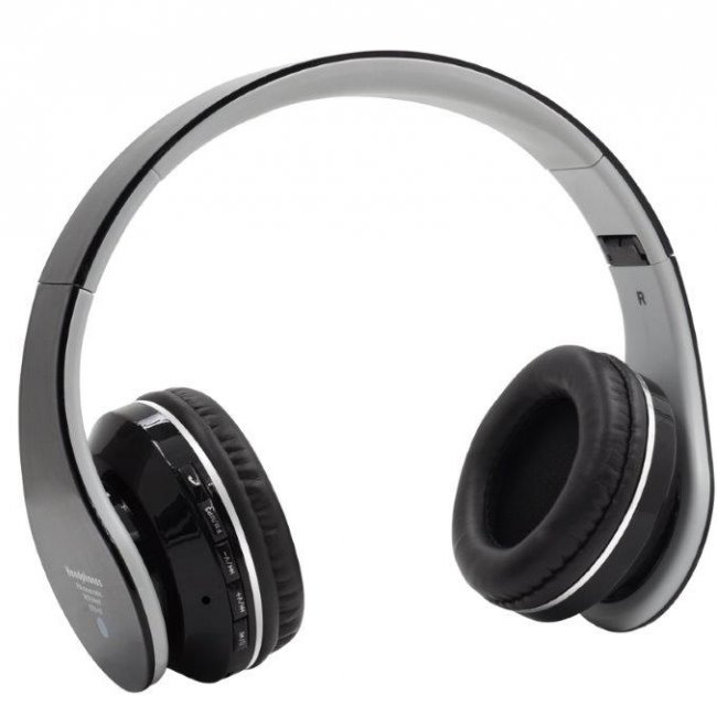 Bluetooth Stereo Headset Carneo S6, Black