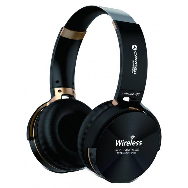 Carneo S7 Bluetooth Stereo Headset, čierny CAR-962543